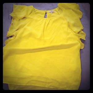 👚 3 for $15 yellow top